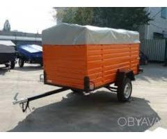 ПРИЦЕП ЛЕВ-26 по супер низкой цене от завода производителя