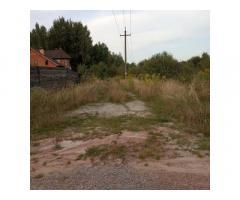 Продаж діляни в селі Тетерівка під забудову, сторона річки.