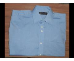 Мужская рубашка Lord Hamilton 39-5 классического кроя с длинным рукавом новая