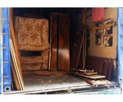 Вывоз хлама в Харькове. Утилизация старой мебели