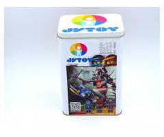 Детский конструктор JVToy 16002 «Битва с демоном»