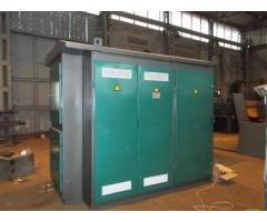 Комплектні трансформаторні підстанціїКТПп 25-630/10(6)/0,4 кВА