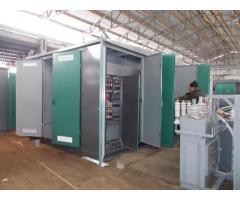 Комплектні трансформаторні підстанції для міських мереж КТПММ і 2КТПММ100-1000/10(6)/0,4 кВА