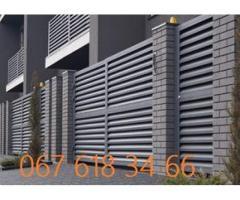 Ворота Гаражные и Уличные от 12800 грн Одесса