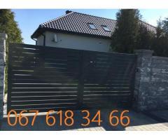 Гаражные и уличные автоматические ворота Львов