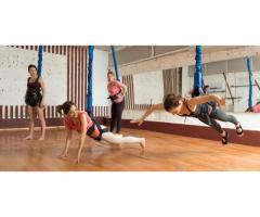 Флай-Фит (Bungee fitness) - Клёво, модно, современно!