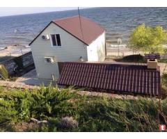 Продам дом на берегу моря Очаков Черноморка