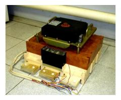 Трансформатори, автоматичні вимикачі.