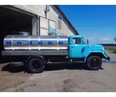 Виготовлення і ремонт молоковозів, водовозів, рибовозів, автоцистерн