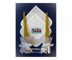 Венчальные наборы и свечи