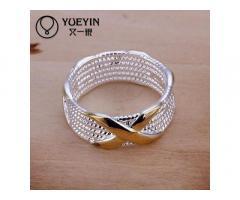 Женское кольцо, стерлинговое серебро