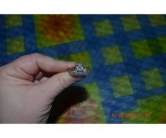 Роскошное женское кольцо