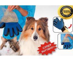 Перчатка для шерсти Pet Brush