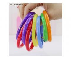 Гибкая шариковая ручка-браслет