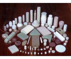 Изготовление комплектующих и запчастей из технической керамики