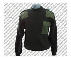 Мужской форменный свитер