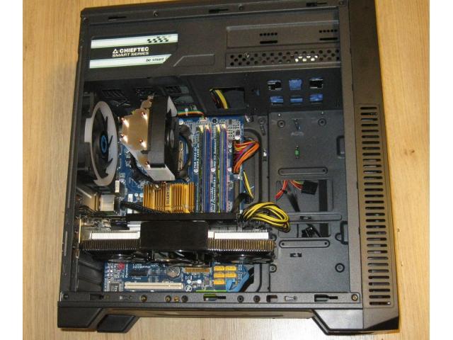 Игровой Пк 4 ядра по 3.5ггц, GTX 680, 8gb оперативки - 2/7