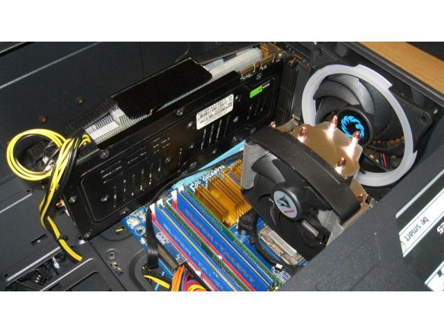 Игровой Пк 4 ядра по 3.5ггц, GTX 680, 8gb оперативки - 3/7