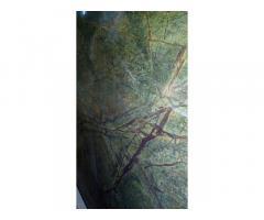 Слэб мраморный - зеркальный обрез целостного камня, огромная плита (3,3 х 1,8м) - Изображение 5/11
