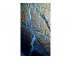 Слэб мраморный - зеркальный обрез целостного камня, огромная плита (3,3 х 1,8м) - Изображение 7/11