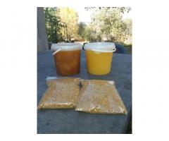 Мёд подсолнух, гречка, Разнотравья