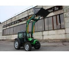 Погрузчик кун на трактор до 140 л.с - Деллиф СуперСтронг 2000