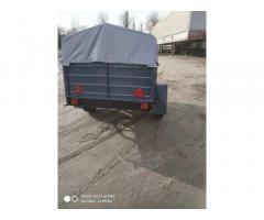 Легковой прицеп Днепр-200х130 и другие модели с доставкой!