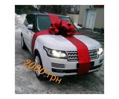 Бант подарочный для авто