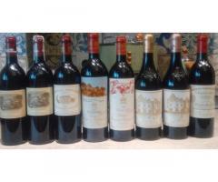 Скупка и выкуп элитные вина Франции и Италии