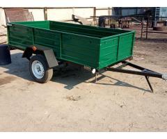 Купить легковой прицеп Днепр-210х130 и другие модели с доставкой!