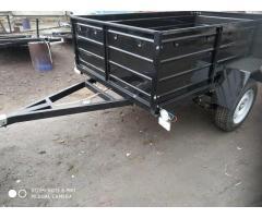 Купить усиленный прицеп 250х130 и другие модели прицепов!