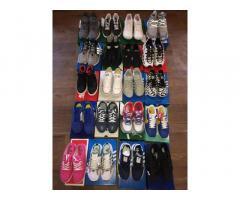 Сток спортивной обуви Nike, Puma, Vans, Adidas, Asics