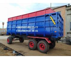 Прицеп тракторный , прицеп на трактор 3ПТС-12 (НТС-20)