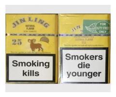 Оптовая продажа сигарет - Jin-Ling 25 (480 пачек) Duty Free