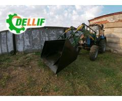 Погрузчик на трактор МТЗ ЮМЗ Т 40 - Деллиф Лайт 1200