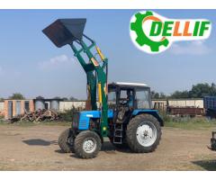 Кун на трактор МТЗ ЮМЗ Т 40 - Деллиф Лайт 1200