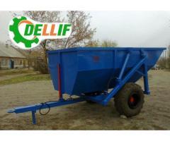 Полуприцеп тракторный НТС-5 Деллиф