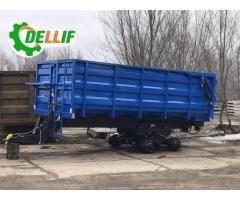 Прицеп тракторный 2 ПТС-16 Деллиф