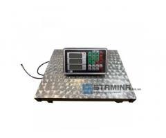 Товарные весы Stamina на 300 кг с нержавеющей платформой 400×500 мм
