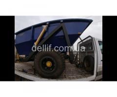 Тракторный полуприцеп НТС-5 Деллиф
