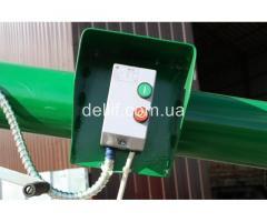 Шнековый транспортер (погрузчик зерновой) - Деллиф (труба 219 мм) - Изображение 2/6