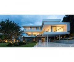 Проекты элитных домов и коттеджей: