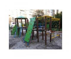 Спортивные детские площадки и тренажеры от производителя