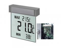 Комнатные электронные термометры, термогигрометры, метеостанции. Со склада. Недорого