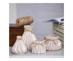 Керамические вазы со склада производителя, декор, подсвечники. Акция!