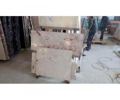 Мрамор делающий богатым. Слэбы и плитка на складе. Необыкновенные расцветки
