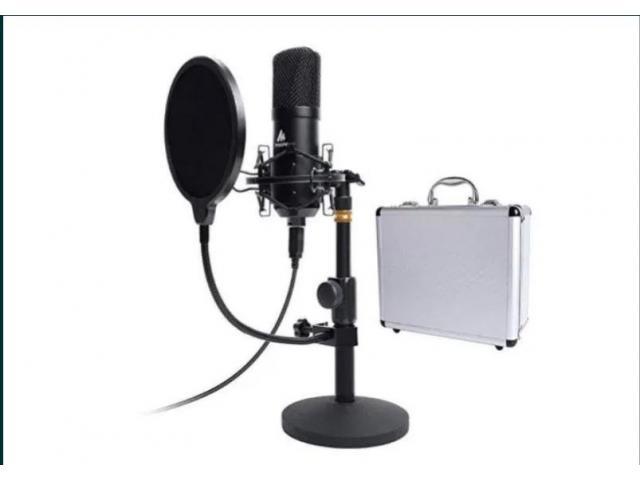 Профессиональный Студийный USB микрофон Maono AU-A04ТС + видеообзор - 1/5