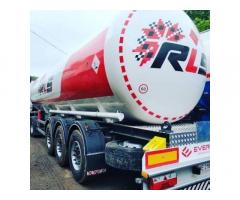 Бензины и дизельное топливо мелким и крупным оптом от RLS