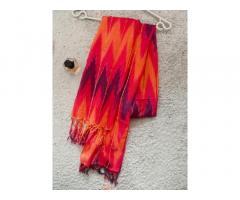 Шарф женский,яркий шарф, шаль