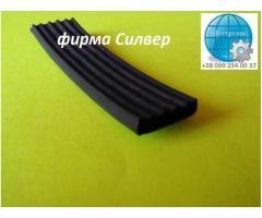 Резиновый уплотнитель для промышленных ворот